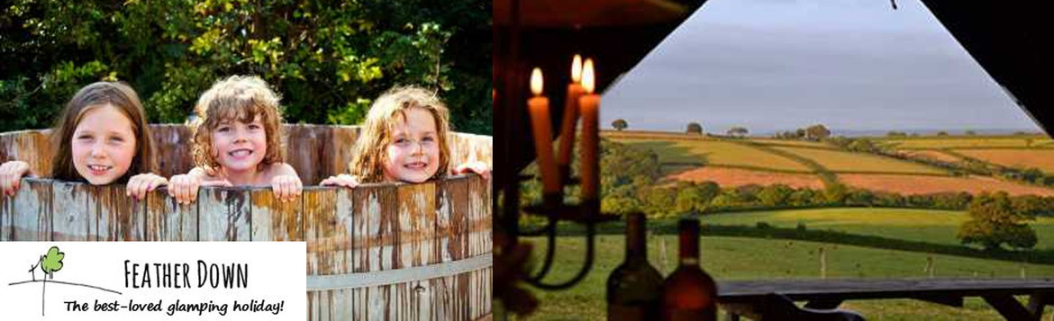 Featherdown Farms are the ultimate family friendly holiday with prices from £199