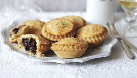 Easy mince pies to make with the kids
